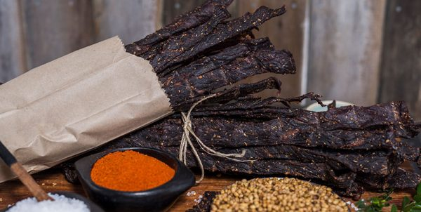 safari biltong chilli sticks